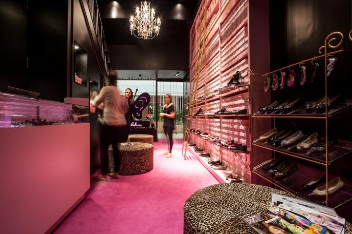 Pretty Ballerinas shop, São Paulo – Brazil