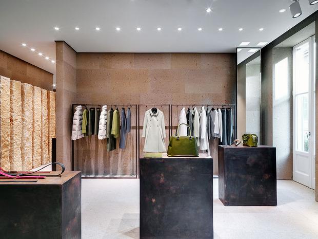 Giada Flagship Opening in Milan