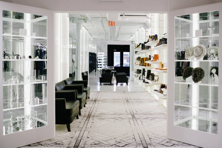 Maison Martin Margiela New York Boutique