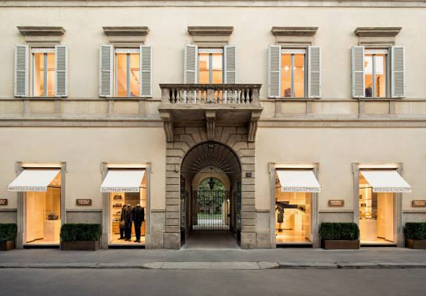 Milan becomes home to the first ever Bottega Veneta Maison