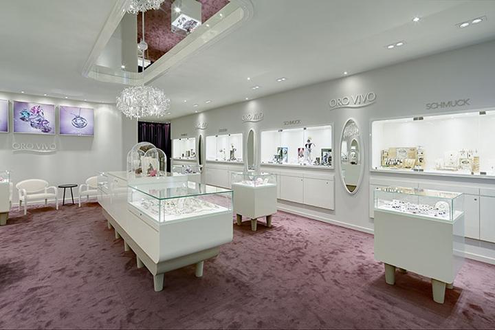 ORO VIVO store by Heikaus, Sindelfingen – Germany