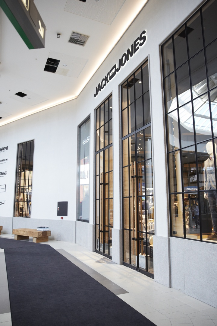 Jack & Jones store by Riis Retail, Kolding – Denmark