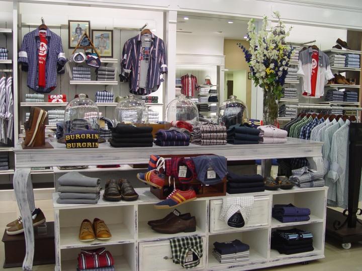 Louis Philippe store, New Delhi – India