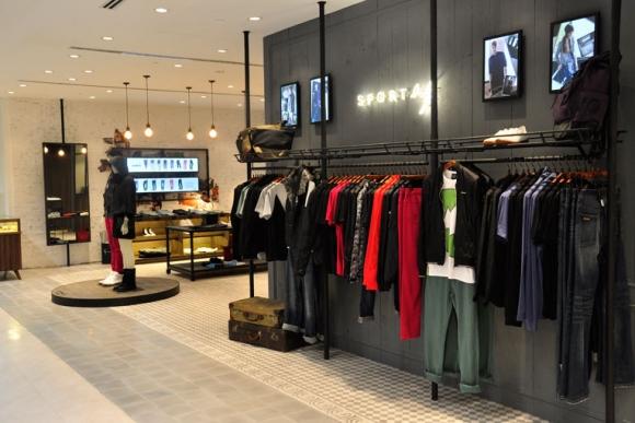 Sport b. concept store Singapore