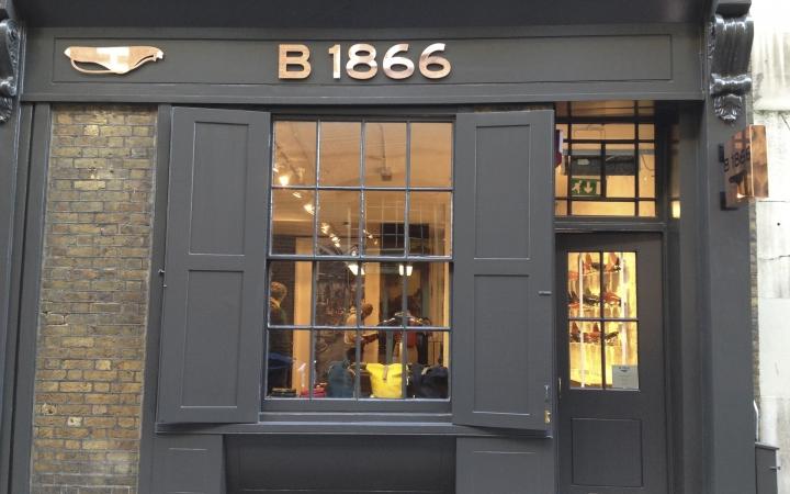 Brooks England store opening