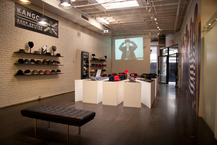 Kangol Pop-up Shop NY