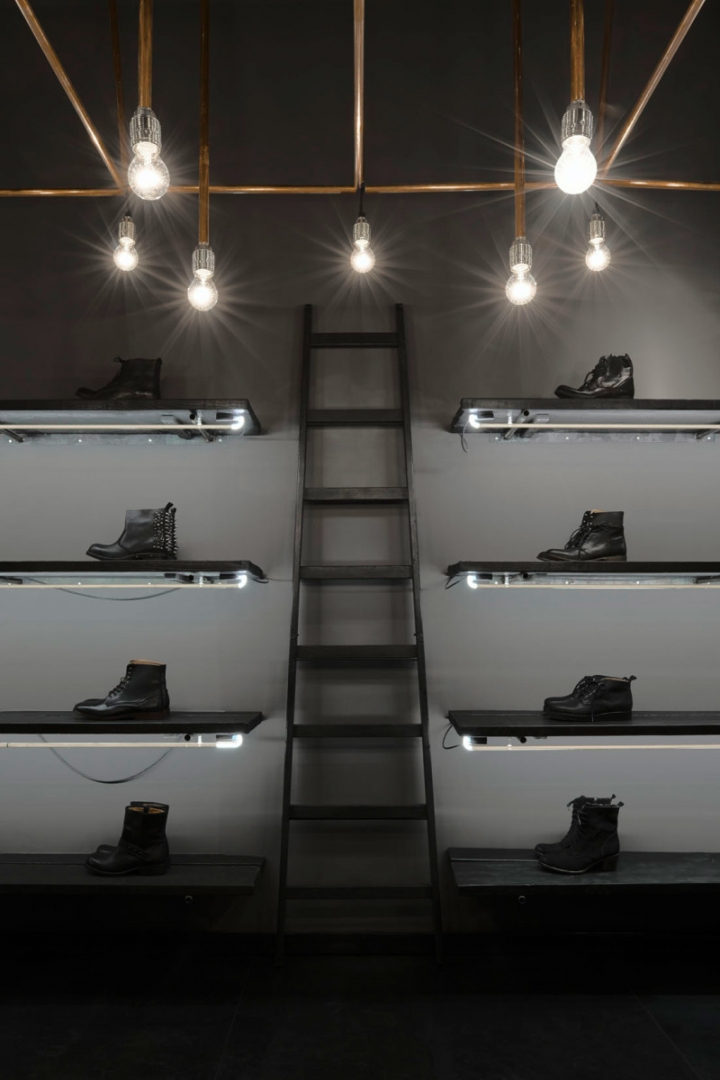 Ruby Saloon Concept Store, Munich