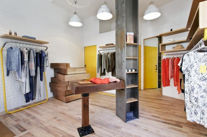 TSESAY boutique interior design in London