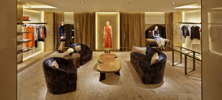 Fendi's new Munich boutique
