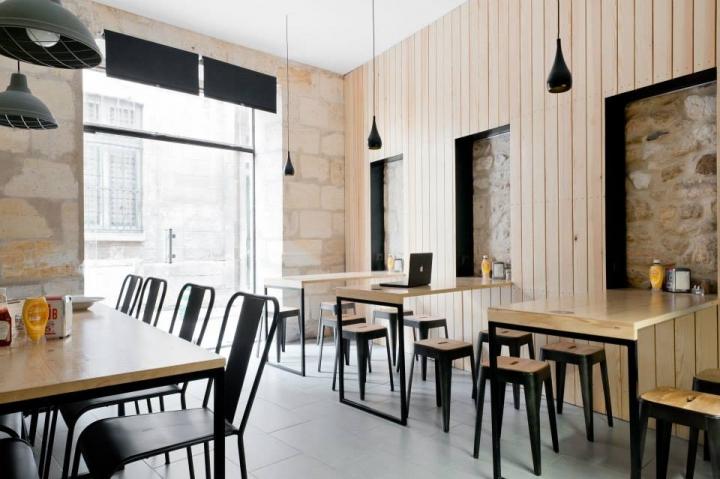 O Petit en K Restaurant by Hekla