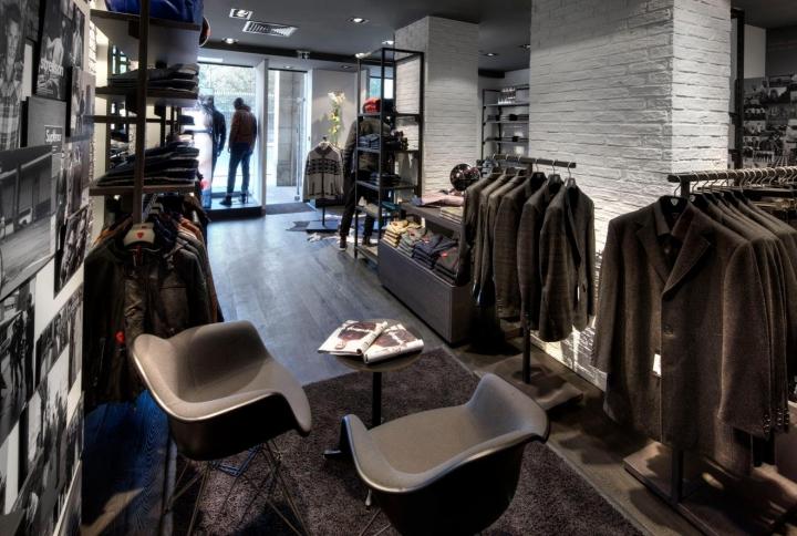 Strellson Store Paris