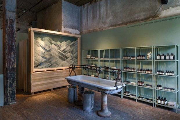 Aēsop Opens NYC Pop-Up Shop