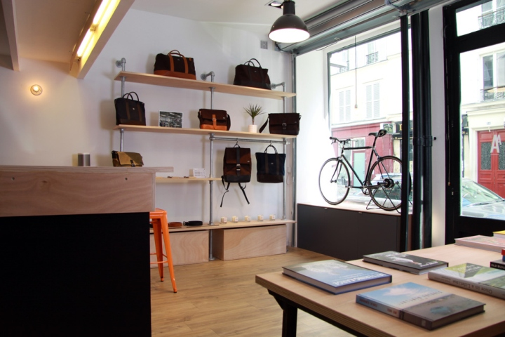 Ateliers Auguste store, Paris