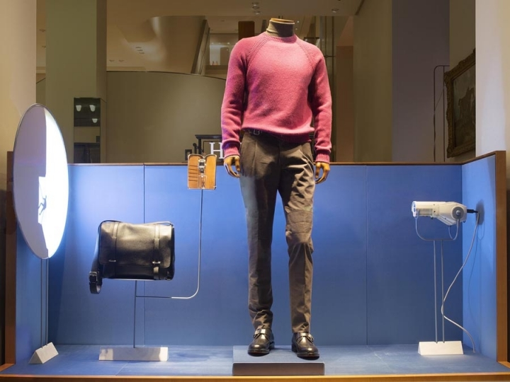 Hermès Zurich by Fabien Gerlier