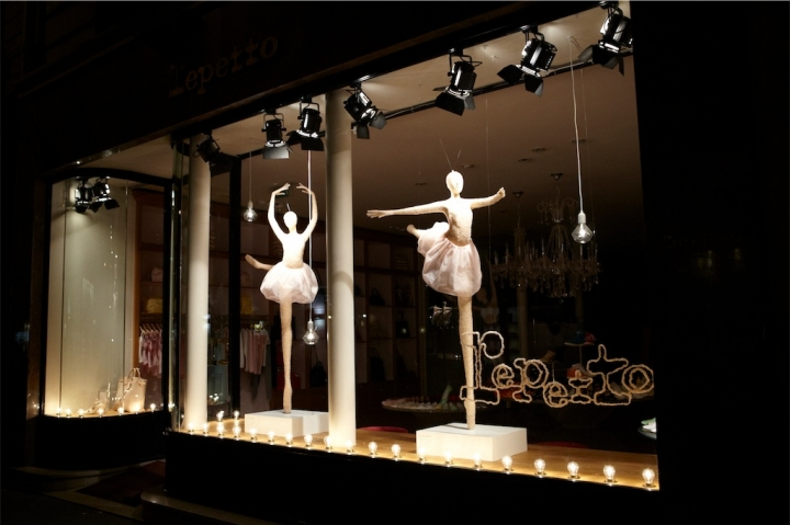 Repetto, Paris, Mai 2014