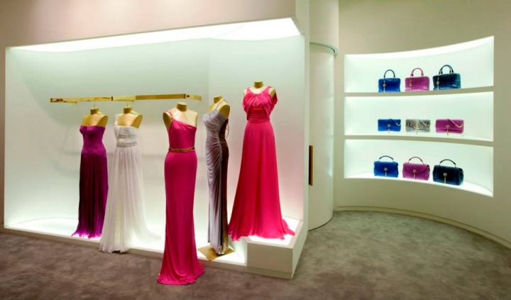 Versace new flagship store in Hong Kong