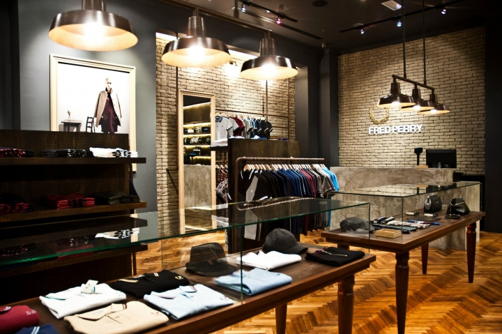 Fred Perry store Malaysia