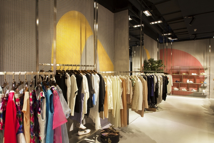 Ora Creation fashion store by 5 Star Plus Retail Design