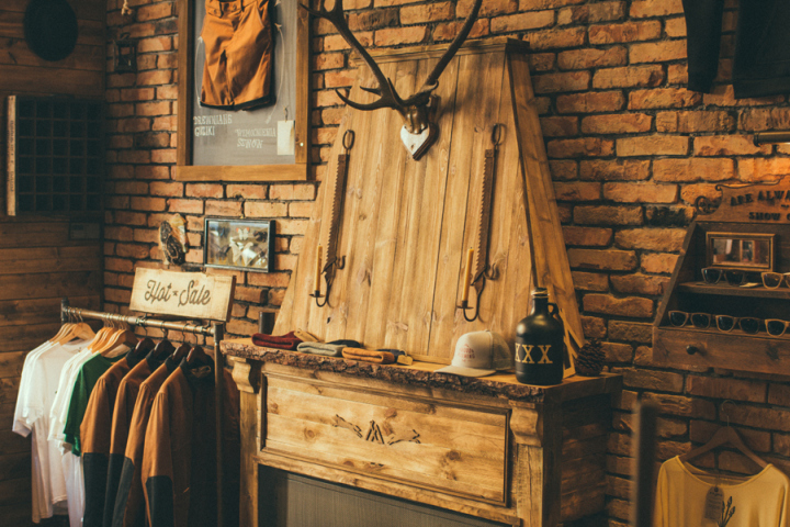 TRANSMISSION store by Tomasz Linke, Poznań – Poland