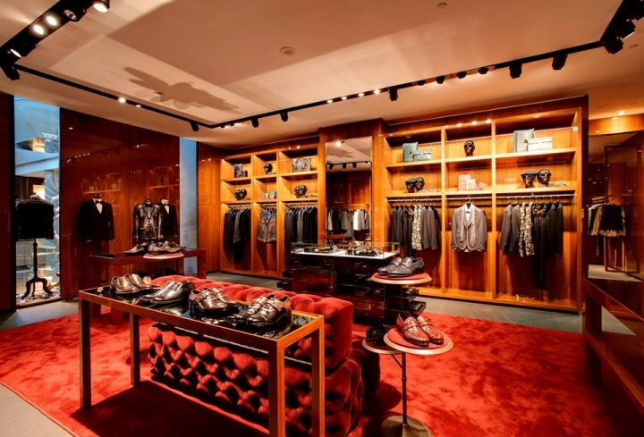 Dolce & Gabbana opens new flagship store in Singapore Marina Bay Sands