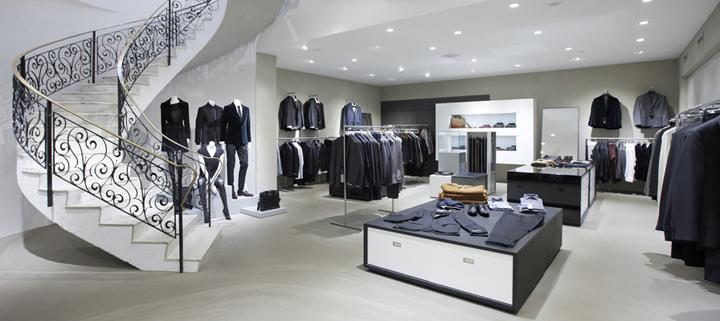 Tiger of Sweden flagship store by Koncept Stockholm