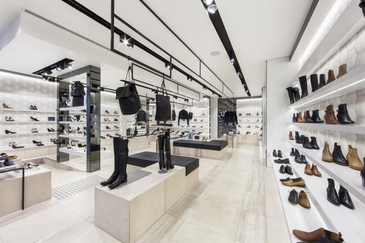 Wittner store Sydney by Studioginger