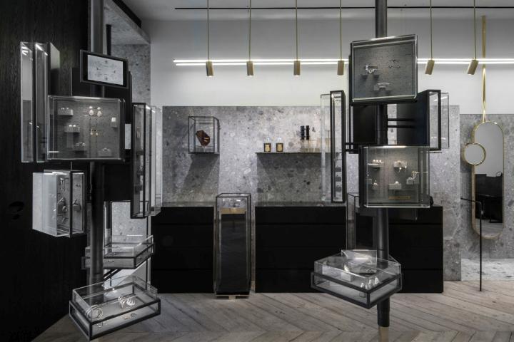 Ileana Makri Store by KOIS ASSOCIATED ARCHITECTS, Athens