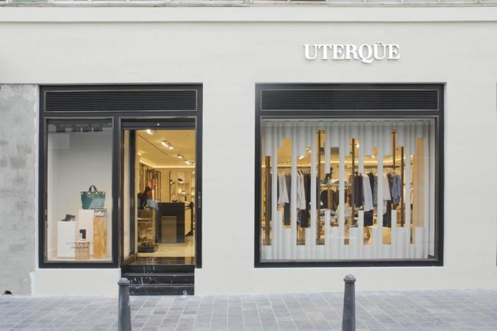 Uterqüe concept store in Valencia
