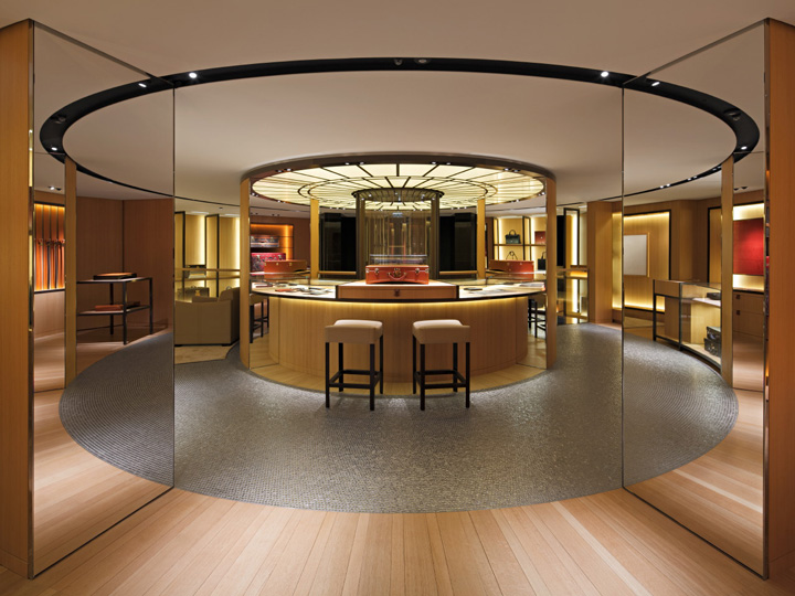 Moynat store in Paris