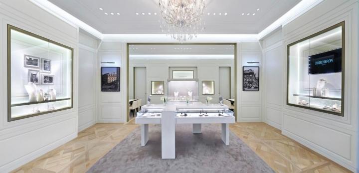 Boucheron debuts first store at Marina Bay Sands in Singapore