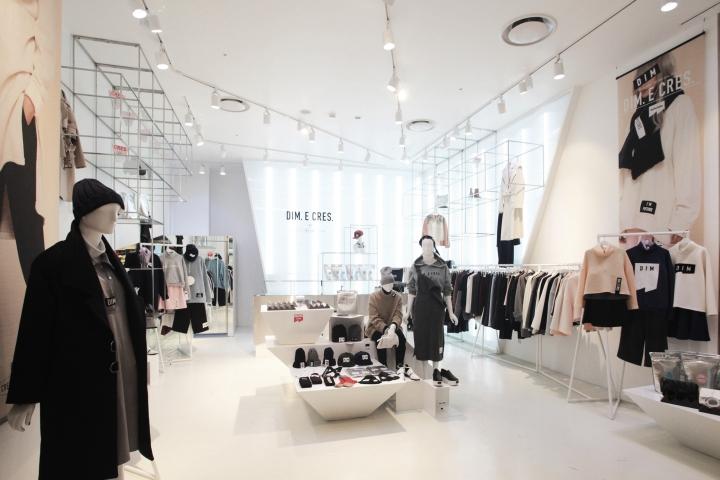 DIM. E CRES. shop by STUDIO AZELLIER, Seoul – South Korea