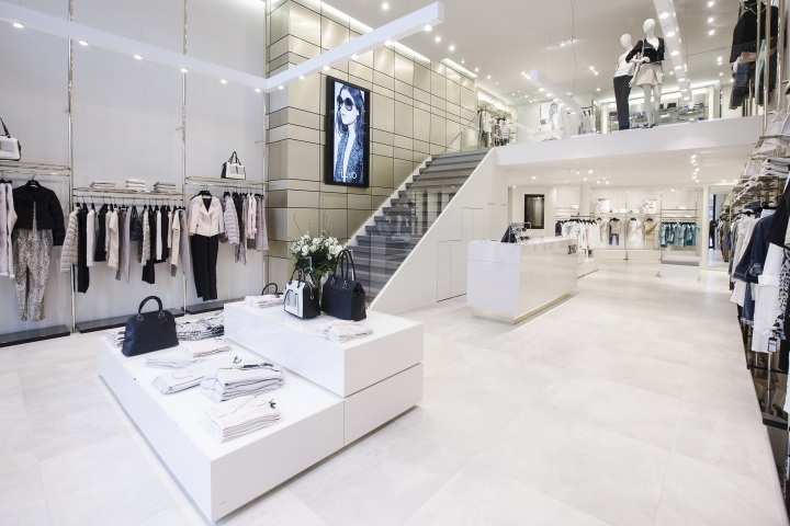 LIU JO Flagship Store by Christopher Goldman Ward