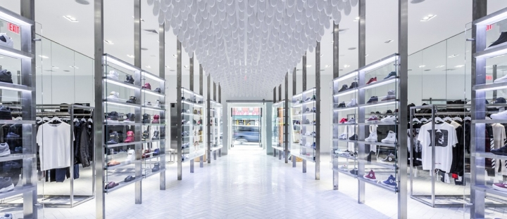 Kith Brooklyn Flagship Store by Snarkitecture