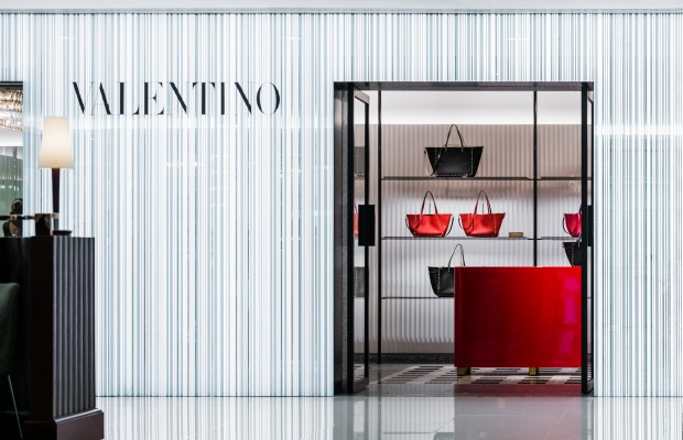 The new Valentino Bangkok boutique