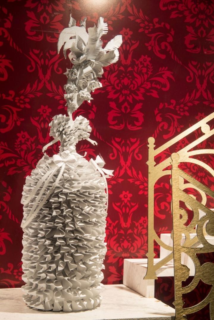 Sotheby's Cinderella Window by millington associates