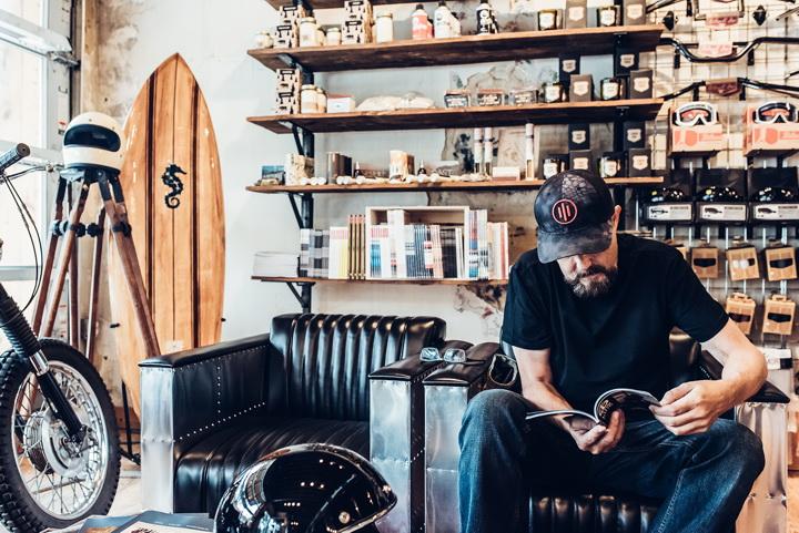 Devolve Moto Shop & Cafe