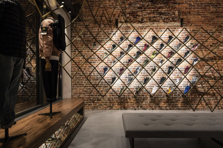 new Ubiq store in Georgetown by Jennifer Carpenter