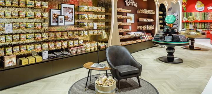 STORCK Welt flagship store in Centro Oberhausen by dan pearlman