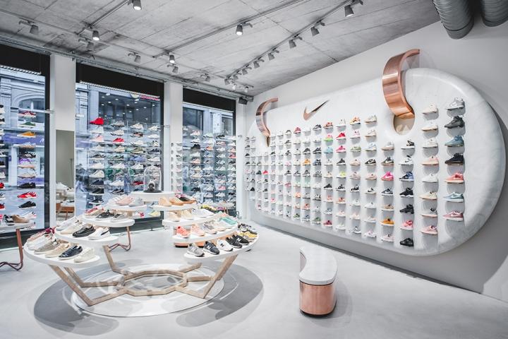 Titolo Swiss sneaker king store in Basel
