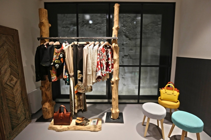Marinotti - Cortina store by Mise