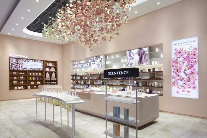Scentence store by StudioVASE