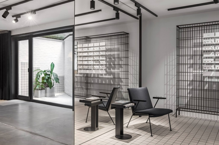 ace&tate eyewear boutique by Weiss–heiten Design