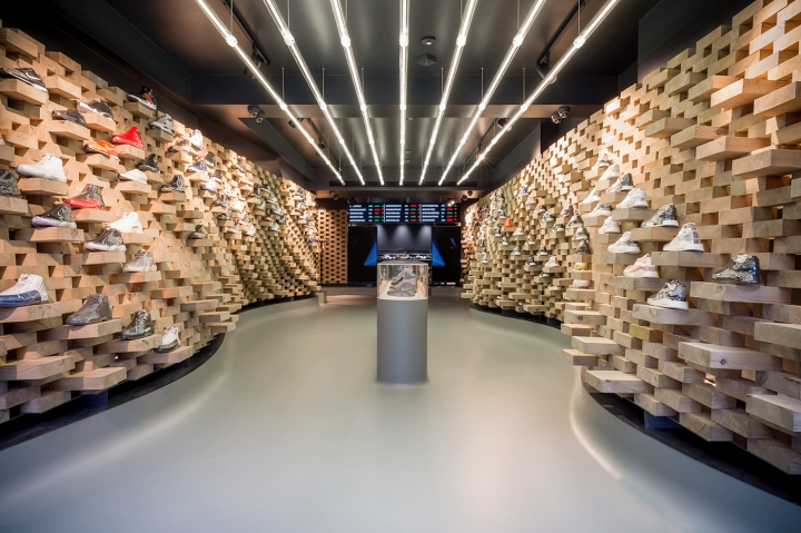 CREP Protect store London by External Reference Architects