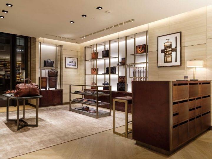 Berluti store opens in Munich