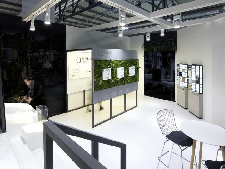 Neubau eyewear store by Dfrost