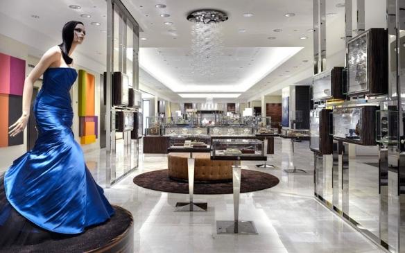 Neiman Marcus Department store concept