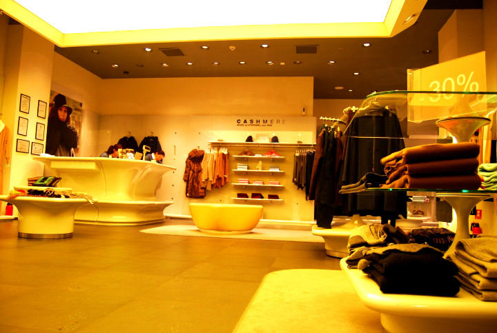 Stefanel Flagship Store Romania